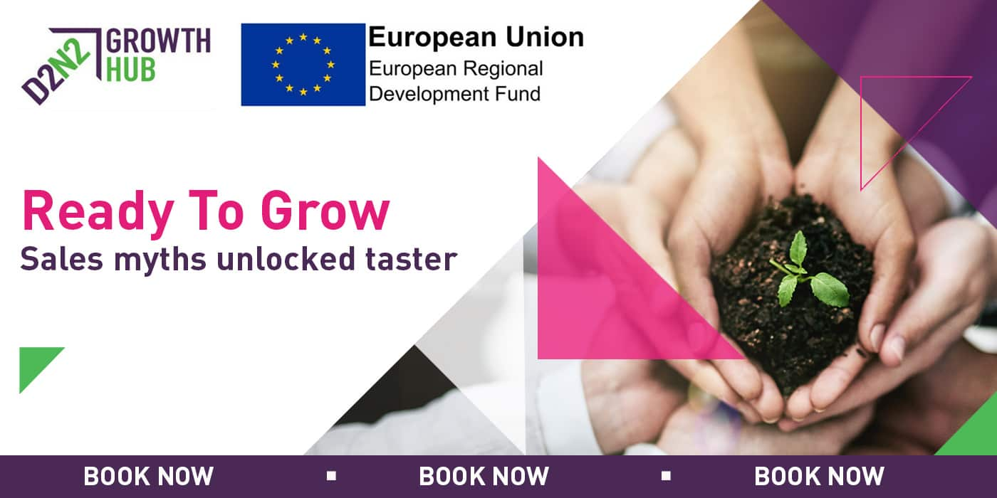Ready to Grow - Sales Myths Unlocked Taster