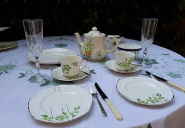 Derbyshire Vintage Crockery Hire