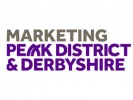Marketing Peak District and Derbyshire logo