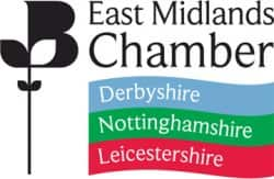 East Midlands Chamber logo