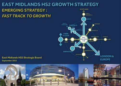 East Midlands HS2