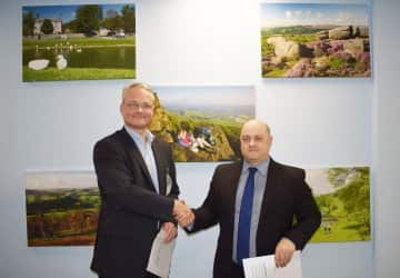 Chamber joins forces with Business Peak District