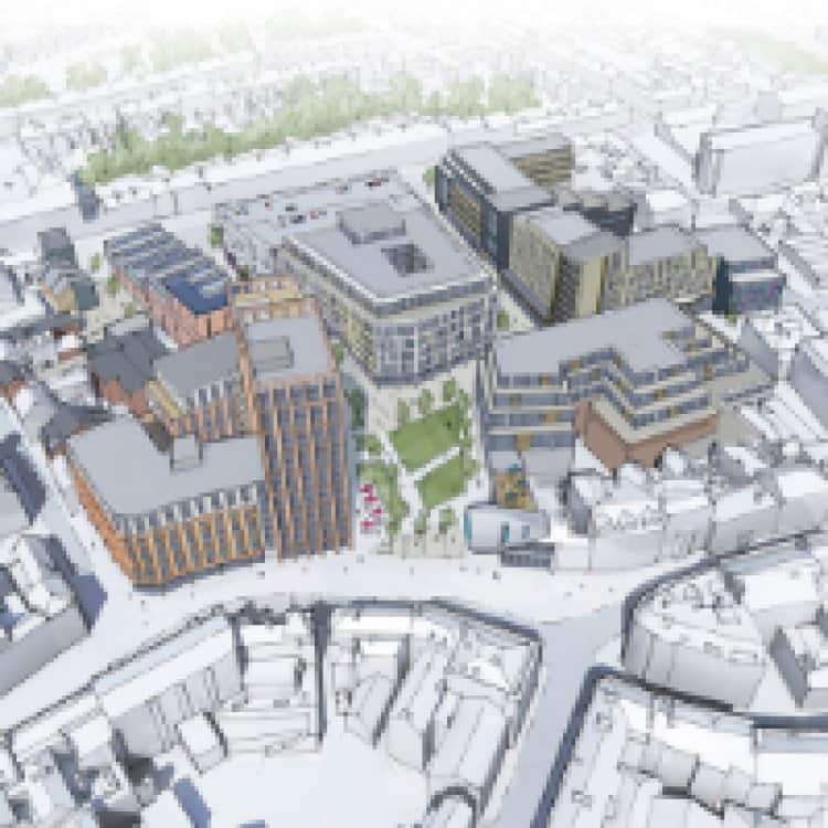 Public consultation event for the development of Becketwell to be held in Derby's Intu Centre