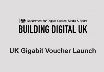 Introducing the UK Gigabit Voucher
